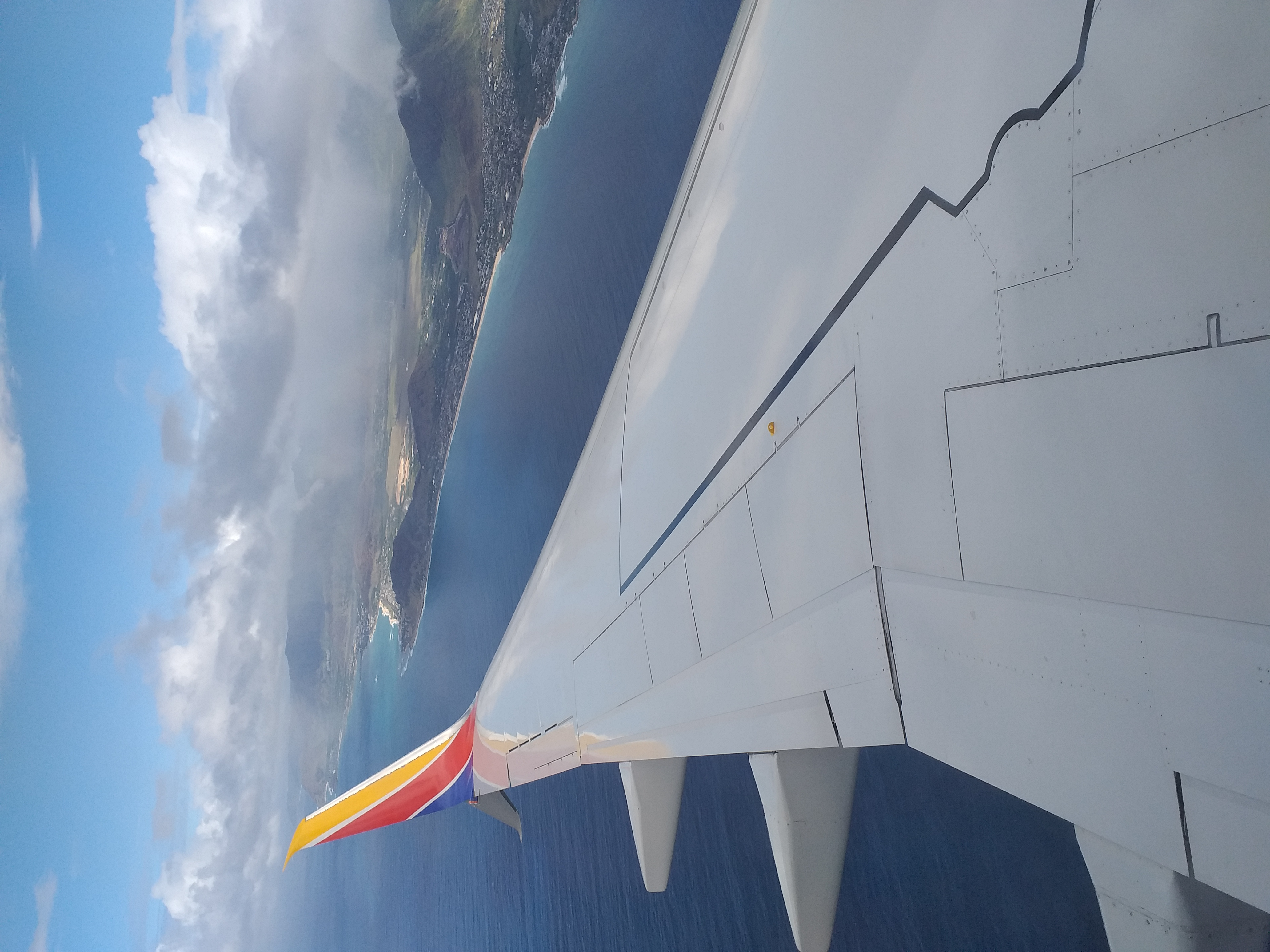 Vuelo a hawaii