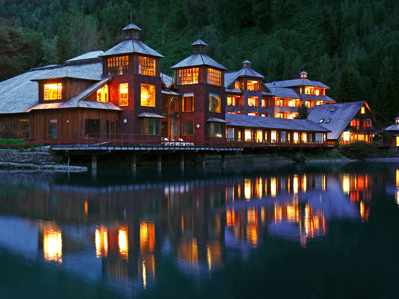 Puyuhuapi Lodge